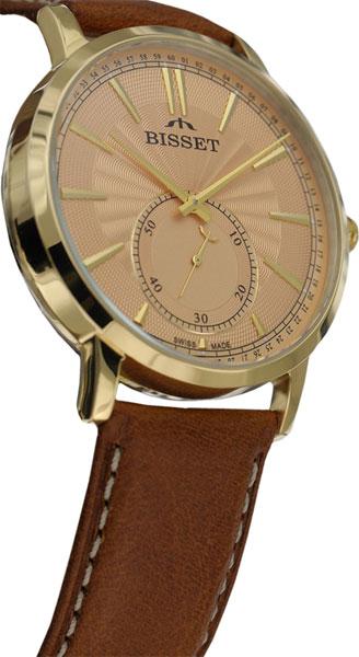 Мужские часы Bisset BSCC05GIGX05B1 мужские часы bisset bscc05gigx05b1