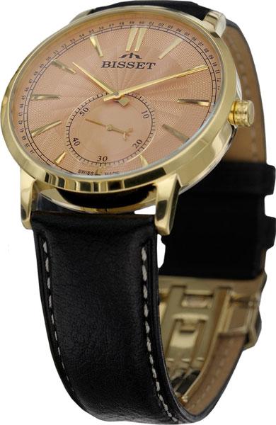 купить Мужские часы Bisset BSCC05GIGX05BX по цене 7630 рублей