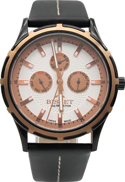 цена  Мужские часы Bisset BSCC27TISZ05BX  онлайн в 2017 году