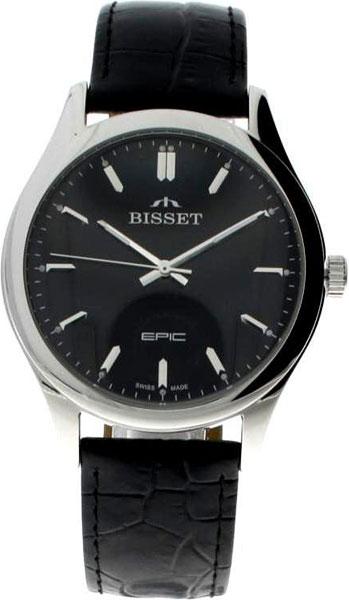 купить Мужские часы Bisset BSCC41SIBX05B1 по цене 6650 рублей
