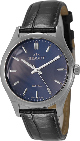 Мужские часы Bisset BSCC41SIDX05BX все цены