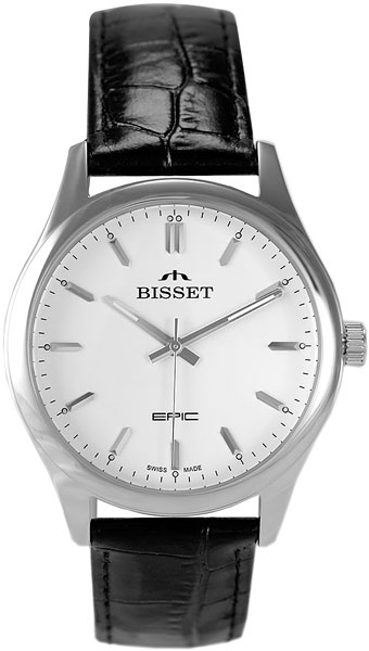 Мужские часы Bisset BSCC41SISX05B1 мужские часы bisset bsdc85bibw03bx