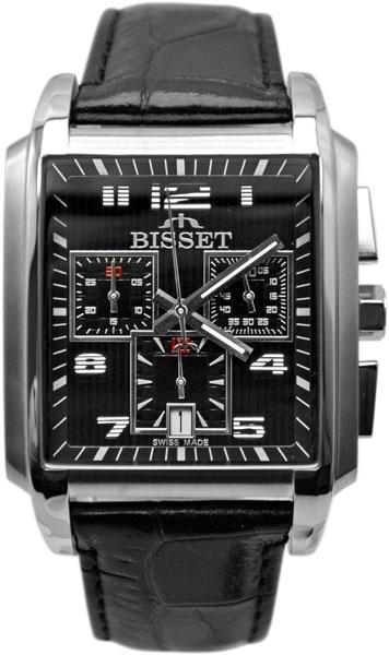 Мужские часы Bisset BSCC67SABX bisset bisset bsbd07grsx03bx