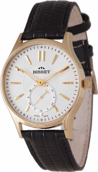 где купить Мужские часы Bisset BSCC70GISX по лучшей цене