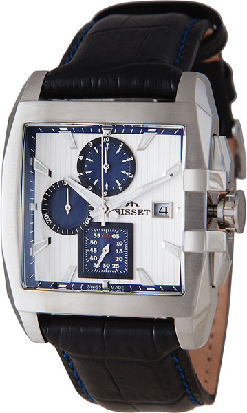 Мужские часы Bisset BSCC76SISD05AX от AllTime