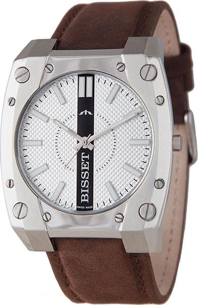 Мужские часы Bisset BSCC82SISB