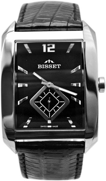 Мужские часы Bisset BSCD13SIBX-ucenka bisset мужские наручные часы bisset bscd25bibr05bx