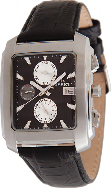 Мужские часы Bisset BSCD25SISR05BX Женские часы Cover Co153.05