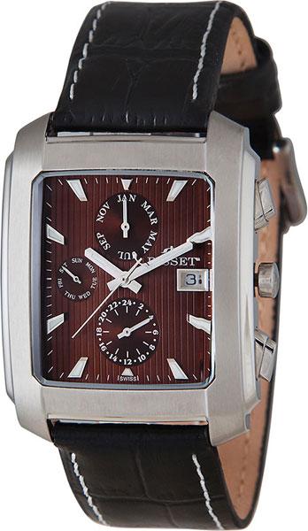 Мужские часы Bisset BSCD14SIYX цена