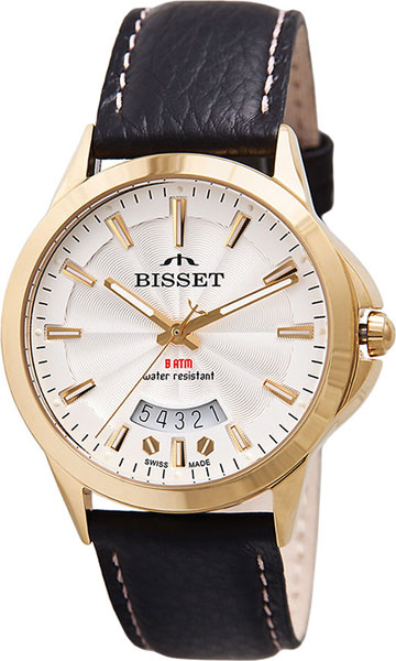 Мужские часы Bisset BSCD15GISX05BX мужские часы bisset bscc41sisb05b1 page 9