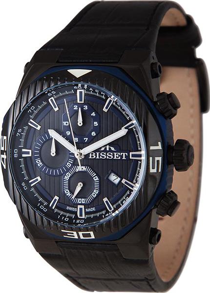 Мужские часы Bisset BSCD24TIBD05AX bisset bisset bsae04bibd03bx page 8