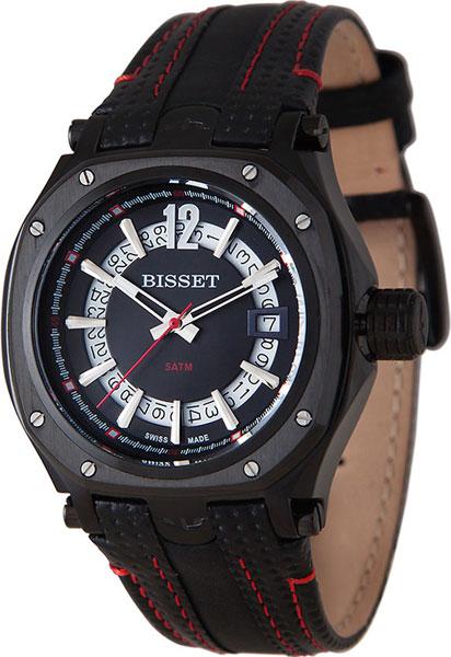 Мужские часы Bisset BSCD25BIBR05BX-ucenka bisset bisset bsae04bibd03bx page 8