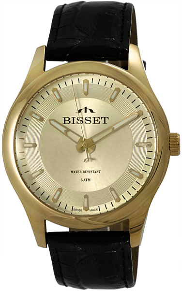 Мужские часы Bisset BSCD57GIGX05BX