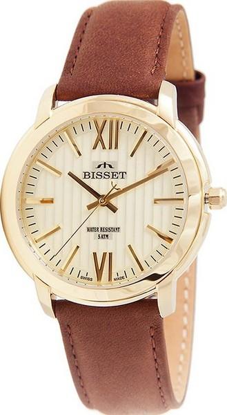 Мужские часы Bisset BSCD58GIGX05BX