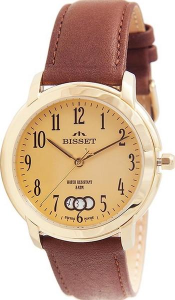 Мужские часы Bisset BSCD59GAGX05BX