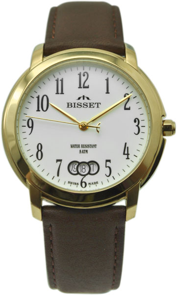Мужские часы Bisset BSCD59GAWX05BX цена