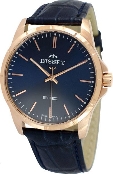 купить Мужские часы Bisset BSCE35RIDX05BX по цене 7630 рублей
