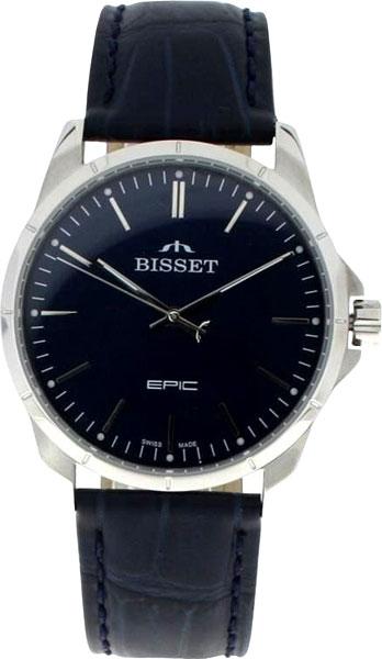 Мужские часы Bisset BSCE35SIDX05BX мужские часы bisset bscd60sawx05bx