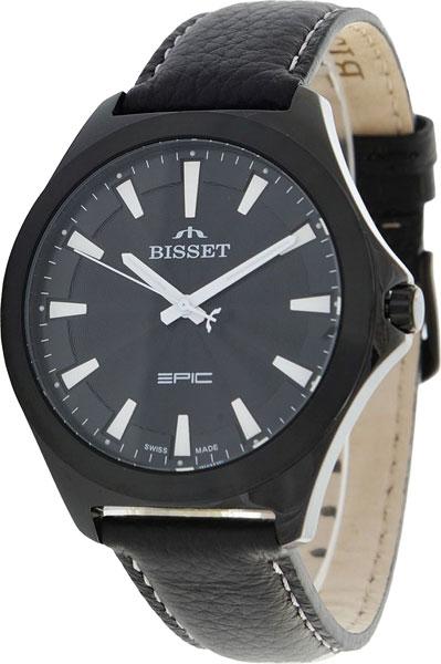 Мужские часы Bisset BSCE40BIBW03BX bisset bisset bscd57gigx05bx