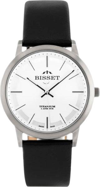 купить Мужские часы Bisset BSCE43DISX05BX по цене 6650 рублей
