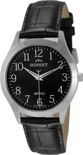 купить Мужские часы Bisset BSCE50SABX03BX по цене 5810 рублей