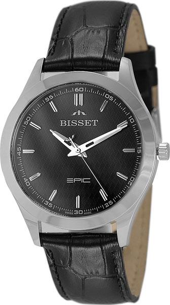 купить Мужские часы Bisset BSCE50SIBX03BX по цене 5810 рублей