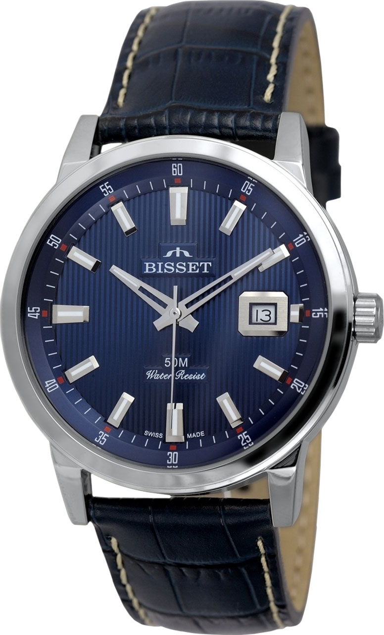 Мужские часы Bisset BSCE62SIDX05AX
