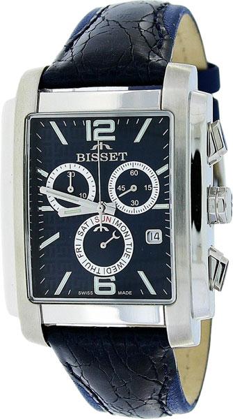 Мужские часы Bisset BSCX26SIDD цена и фото
