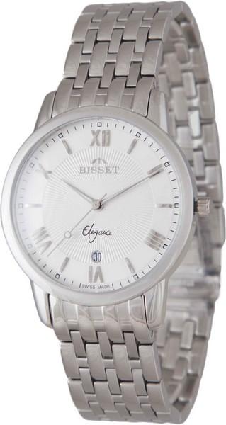 Часы Bisset BSDE51SASX03BX Часы Romanson TL0387MR(RG)