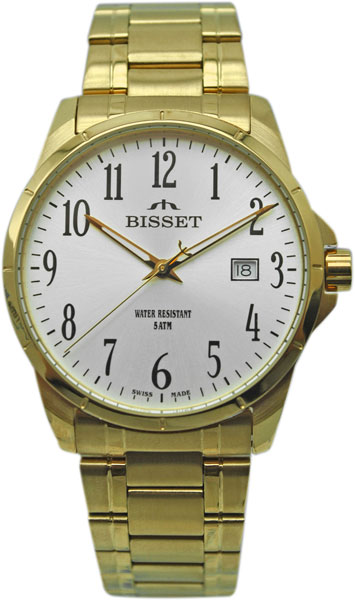 Мужские часы Bisset BSDD55GASX05BX bisset bisset bscd57gigx05bx