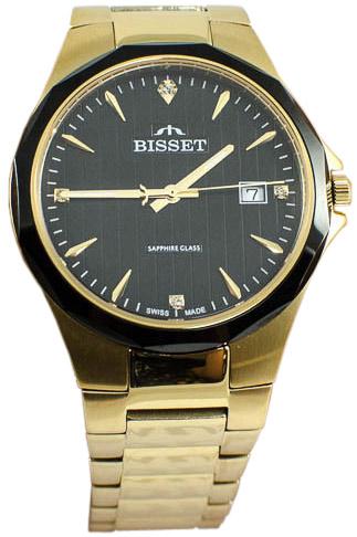 Мужские часы Bisset BSDD62GIBG05BX  мужские часы bisset bscc05gigx05b1