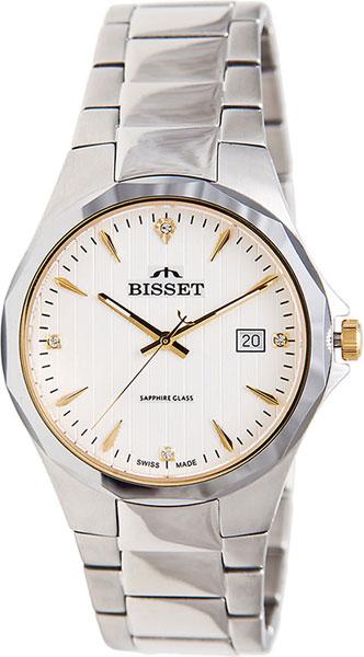 Мужские часы Bisset BSDD62SISG05BX bisset bisset bscd24tibr05ax