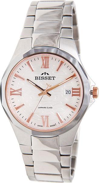 цена  Мужские часы Bisset BSDD62SWSZ05BX  онлайн в 2017 году