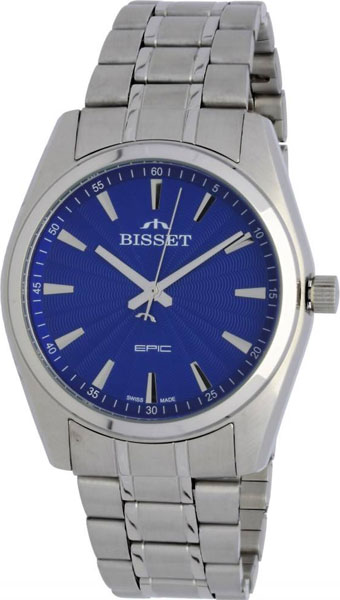 Мужские часы Bisset BSDD65SIDX05BX bisset bisset bscd24tibr05ax