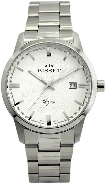 Мужские часы Bisset BSDE34SISX05BX цены онлайн