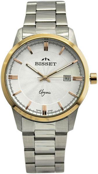 купить Мужские часы Bisset BSDE34TISX05BX по цене 7350 рублей