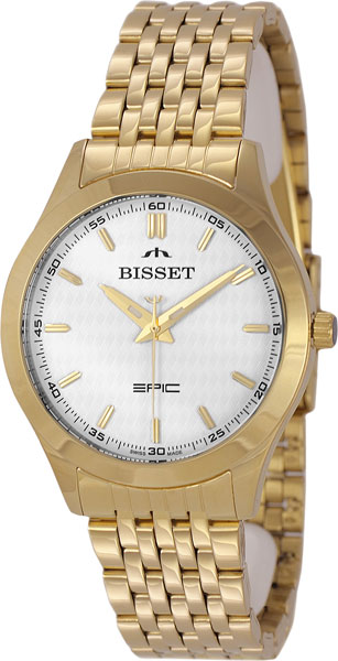 Мужские часы Bisset BSDE51GISX03BX bisset мужские наручные часы bisset bscd25bibr05bx