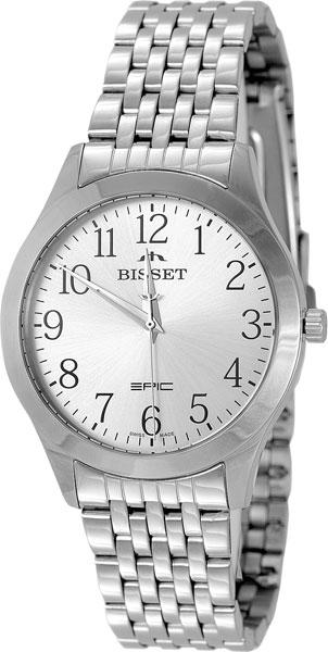 Мужские часы Bisset BSDE51SASX03BX bisset мужские наручные часы bisset bscd25bibr05bx