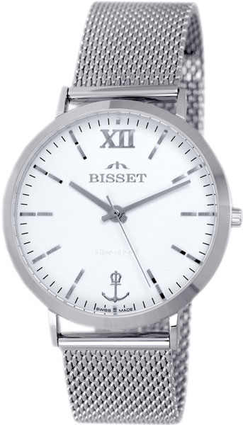 купить Мужские часы Bisset BSDE65SISX05BX по цене 7630 рублей