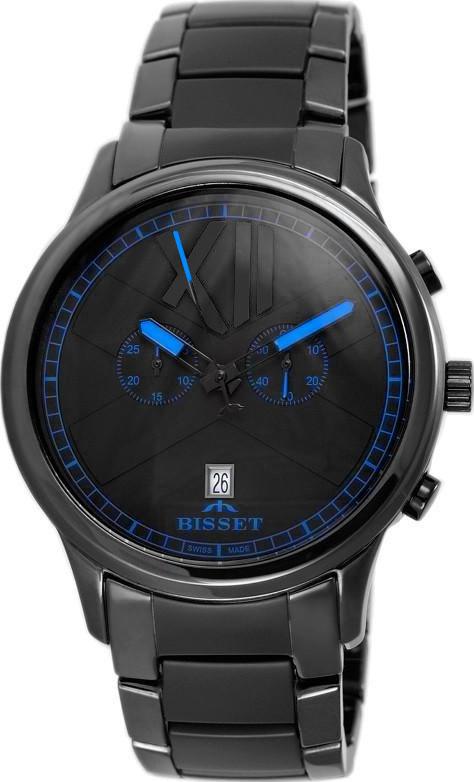 Мужские часы Bisset BSFE11BIBD03AX bisset bisset bscd57gigx05bx