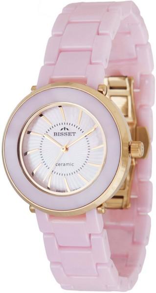 женские часы bisset bsbd06sisx Женские часы Bisset BSPD68GIRX03BX