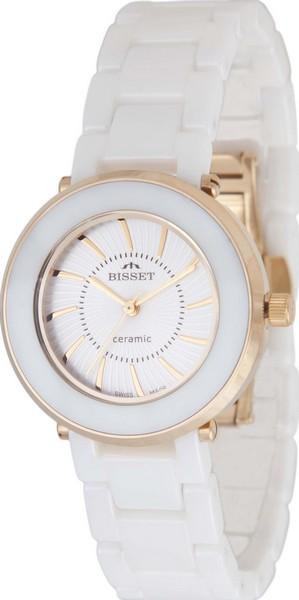 где купить Женские часы Bisset BSPD68GISX03BX по лучшей цене
