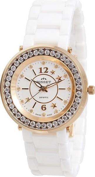 цена  Женские часы Bisset BSPD74GISX03BX  онлайн в 2017 году