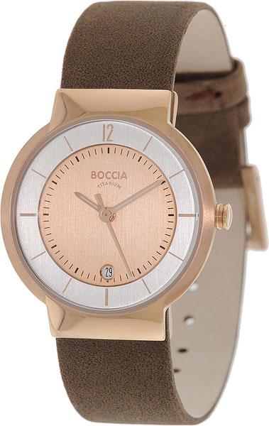 Женские часы Boccia Titanium 3123-12