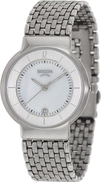 Женские часы Boccia Titanium 3123-13