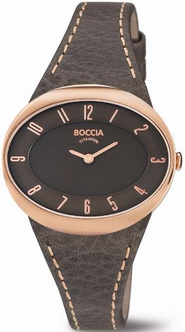 Женские часы Boccia Titanium 3165-20