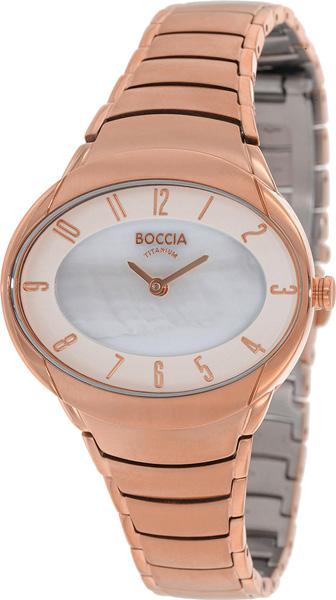 Женские часы Boccia Titanium 3165-22