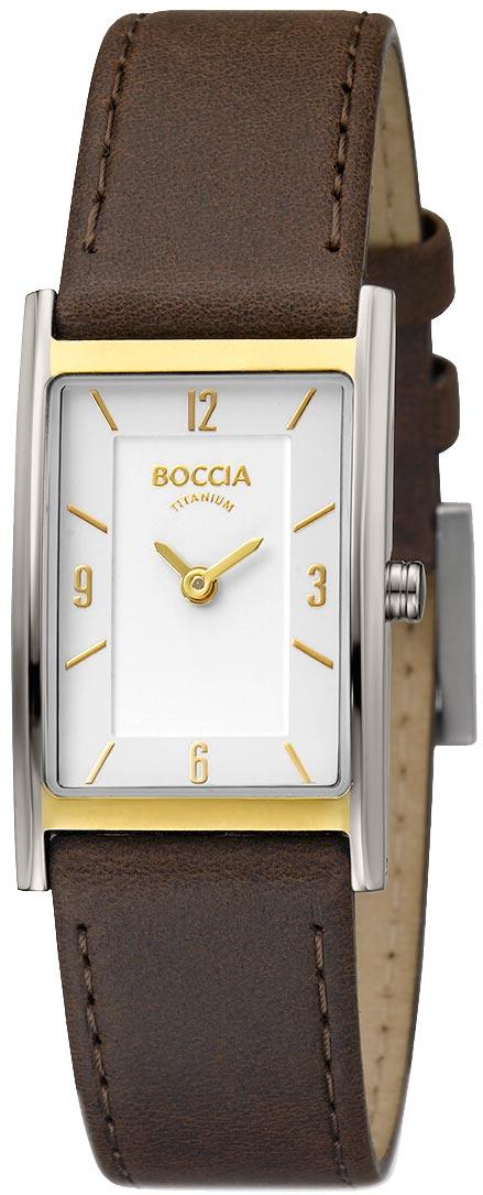 Женские часы Boccia Titanium 3212-06 цена