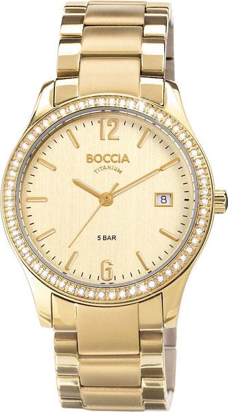 Женские часы Boccia Titanium 3235-03