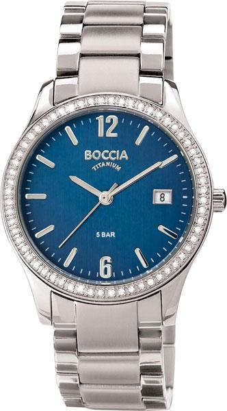 цены на Женские часы Boccia Titanium 3235-04 в интернет-магазинах